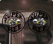 2x Pezzi Super Bee Dodge Charger Adesivi Sticker autocollante MUSCLE CAR USA
