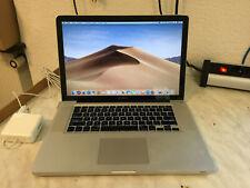 Apple MacBook Pro A1286 39,1 cm (15,4 Zoll) Laptop