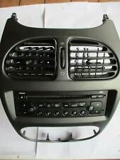 System Audio / Radio/CD Peugeot 206 Salon / Limousine 96466541XT