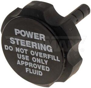 98-99 MALIBU L4 2.4 POWER STEERING PUMP RESERVOIR CAP 96-02 CAVALIER  82575