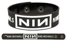 Nine Inch Nails wristband rubber bracelet
