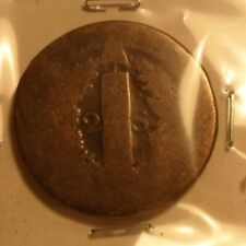 2 sols François 1792 ? : B : pièce de monnaie française
