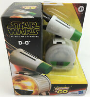 NIB Hasbro Star Wars Spark & Go D-O Rolling Droid The Rise of Skywalker