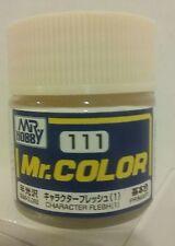 Gunze Sangyo Mr Color C-111, Gloss Character Flesh #1