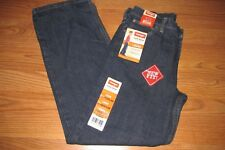WRANGLER Classic Loose Fit Jeans~3 Pair~Boys Size 14 Reg~Straight Leg~NWT