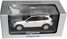 PORSCHE Cayenne Modell E2 MJ 2012-2014 orig. WAP 020 00 20B Minichamps 1:43