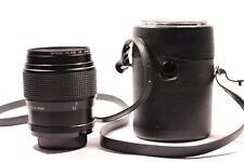 Simko compatto obiettivo MC 1:2 .8 F = 135 mm 55 mm + Filtro UV MADE IN JAPAN