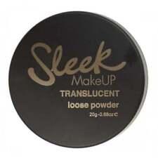 Maquillage beige/clair poudre libre pour le teint