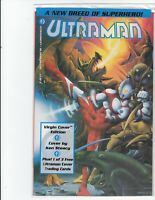 Ultraman 3 –(NM)- Sealed Virgin Cover – Harvey Comics 1993 – Combine Shipping