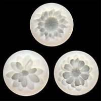 Silicone 3D DIY Flower Rose Moulds Mold Resin Jewelry Pendant Making Tools Craft