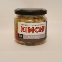 UK Made Kimchi - No Spice Baek. Authentic Korean Recipe