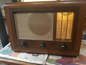 GEC 5441 valve radio