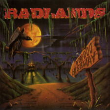 Badlands ‎– Voodoo Highway CD [Atlantic Records] 1991