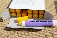 Paint Markers by Sakura Solid Paint Markers Yellow 12 Pack XSC-3