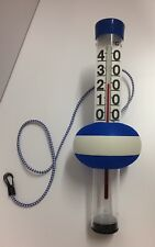Schwimmbadthermometer Pool Thermometer Teichthermometer groß NEPTUN Wasserthermo