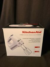 NEW IN BOX KitchenAid 7-Speed Hand Mixer KHM7210WH