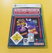Namco Museum Virtual Arcade GIOCO XBOX 360 IN ITALIANO