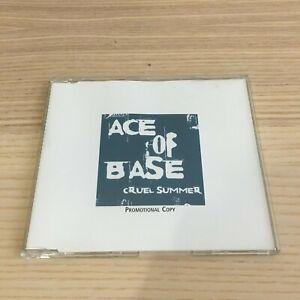 Ace of Base _ Cruel Summer _ CD Single PROMO _ 1998 Polydor near mint