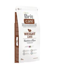 12 kg Brit Care Weight Loss Rabbit & Rice