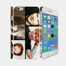 35 Ed Sheeran - Apple iPhone 7 8 X Hardshell Back Cover Case