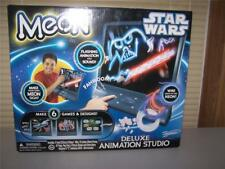 Star Wars Meon Deluxe Animation Studio Neon Lights and Sound New in Box