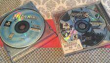 Mega Man X5 & Mega Man 8 Anniversary Edition PS1 PlayStation Lot