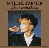 """Mylène Farmer 12"""" Sans Contrefaçon - Edition 2018 - France (M/M)"""