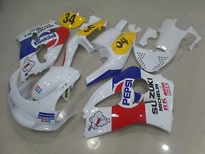 NEW Fairing Bodywork For SUZUKI GSX-R GSXR 600 750 SRAD 96 97 98 99 1996-1999 n1