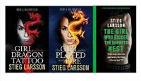 Stieg Larsson Collection Millenium Trilogy Series 3 Books Set
