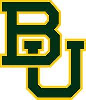 Baylor University BU Vinyl DieCut Sticker Decal Logo NCAA 4 Stickers