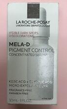 La Roche-Posay Mela-D Pigment Control Dark Spot Correcting Serum 1.01 oz 11/2019