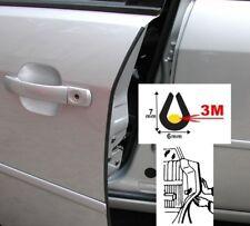 Kantenschutz zum Auto Schwarz mit 3M Kleber Türkantenschoner 61 Cm x 2 Stück 😊
