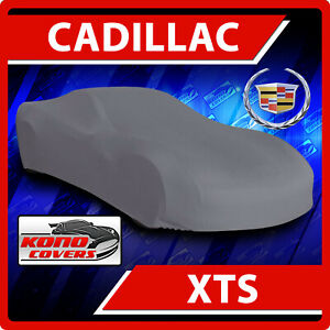 [CADILLAC XTS] CAR COVER - Ultimate Full Custom-Fit All Weather Protection