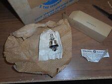 VINTAGE MILITARY GRADE GE JAN 2C43 Tubes, NOS/NIB In Sealed Foil Package!