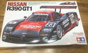 Tamiya 1/24 Sports Car Series Nissan R390 GT1