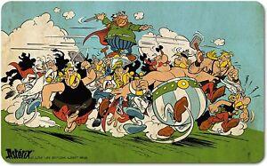Asterix: Tagliere Tovaglietta per la Colazione Asterix e Obelix - Attacke. Lo...