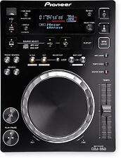 Pioneer CDJ-350 PERFORMANCE MULTI PLAYER CD USB NEW FREE EMS