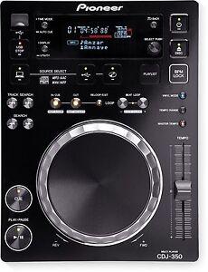 Pioneer CDJ-350 PERFORMANCE MULTI PLAYER CD USB  FREE EMS