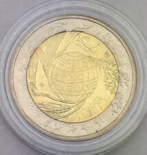 Pièce 2 euros 2004 Italie sous capsule