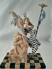Amy Brown Signature Series - Gargoyle II- AB signed Resin statue