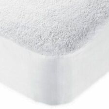 New Deep Waterproof Terry Towel Mattress Protector Fitted Cover Sheet Toppers
