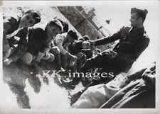 GUERRE ESPAGNE Civile Barcelone Enfant Photo 1938 #1