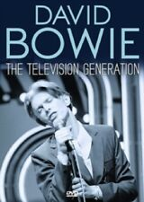 David Bowie The Television Generation New DVD