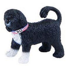 Portuguese Water Dog - Bullyland (65430): vinyl miniature toy animal figure