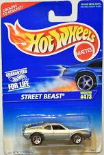 HOT WHEELS 1996 STREET BEAST (BMW) M1 #473