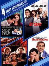 4 Film Favorites: Steve Carell Collection (DVD,2015)