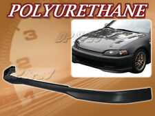 FOR 92-95 CIVIC 2DR 3DR T-R POLY URETHANE PU FRONT BUMPER LIP SPOILER BODY KIT