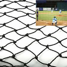 10�‡x 20�‡Baseball Softball Batting Cage Net Heavy Duty Backstop Practice Net -BM