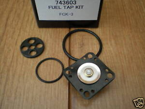 petrol tap repair kit for YAMAHA  RD350 YPVS 1981-1995