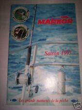 CATALOGUE MARKOR SAISON 1997